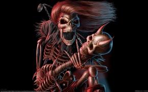 Обои музыка, гитара, концерт, rock, рок, музыкант