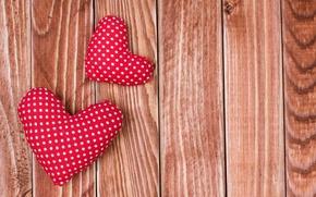 Картинка фон, обои, настроения, сердце, игрушки, сердечки, деревянный, wallpaper, широкоформатные, background, полноэкранные, HD wallpapers, широкоэкранные