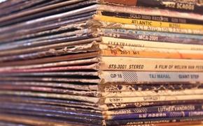 Картинка Vinyl, Record, albums