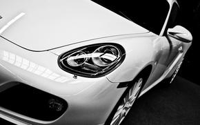 Обои cayman, auto car, Porsche