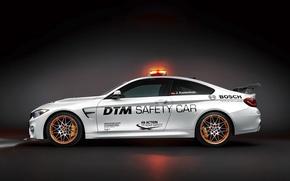 Картинка бмв, BMW, DTM, GTS, Safety Car, F82