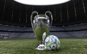 Картинка футбол, мяч, football, ball, munich, wital, альянс арена