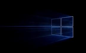 Картинка Wallpaper, Official, Windows 10