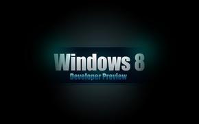 Обои windows, eight