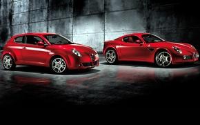 Картинка auto, Alfa, romeo