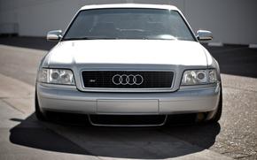 Картинка Audi, ауди, tuning, stance