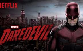 Картинка Daredevil, avenger, netflix, мэт мёрдок