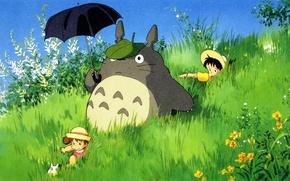 Картинка Тоторо, Мой сосед тоторо, Tototo, My neighbor totoro