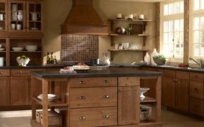 Картинка мебель, интерьер, кухня