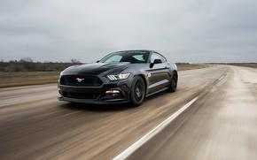 Картинка Mustang, Ford, мустанг, форд, Hennessey, Supercharged, HPE700, 2015