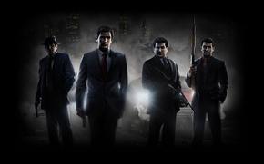 Картинка оружие, гастеры, mafia2