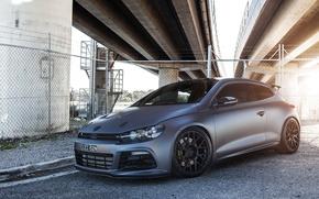 Картинка Volkswagen, Scirocco, Wheels, ADV1