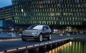 Картинка Land Rover, Discovery, Sport, дискавери, ланд ровер
