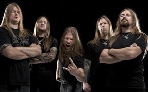 Обои melodic, metal, группа, викинг, death, метал, viking, мелодичный, amon amarth