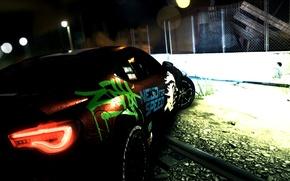 Картинка Гонки, Ghost Games, BRZ, Electronic Arts, Subaru BRZ Premium, Frostbite 3, Premium, Subaru