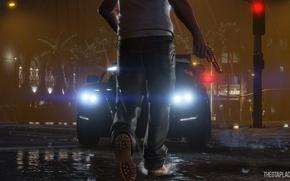 Картинка Grand Theft Auto V, gta5, pc.ствол