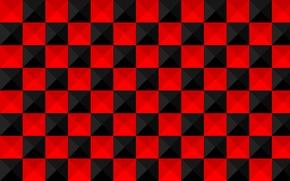 Картинка цвет, объем, грань, квадрат, треугольник, ребро