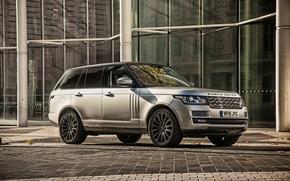 Обои SVAutobiography, Range Rover, ланд ровер, Land Rover, рендж ровер