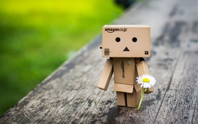 Картинка Danbo, amazon, коробка