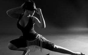 Картинка tango, hat, dance, pose