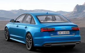 Картинка Audi, quattro, sedan, 3.0, s-line
