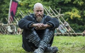 Картинка Vikings, Викинги, Travis Fimmel, Ragnar Lothbrok