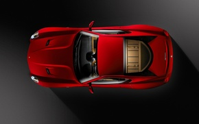 Картинка top, Ferrari 599 GTB Fiorano, Luxury, Passion