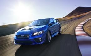 Картинка Subaru, WRX, STI, 2015
