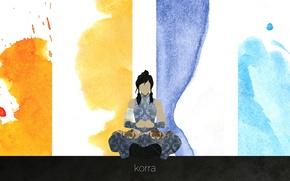 Картинка арт, аватар, avatar, Корра, Korra, The Legend of Korra, Аватар: Легенда о Корре