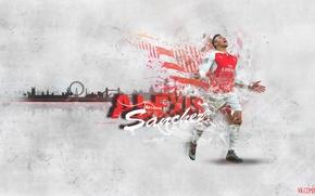 Картинка arsenal, london, football, alexis