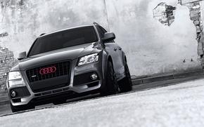 Картинка Audi Q5, Kahn Design, Audi Q5 Wallpaper, Kahn Design Audi Q5, Audi cars