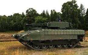 Картинка бронированная, пехоты, машина, германская, боевая, Пума