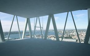 Картинка Sky, View, Floor