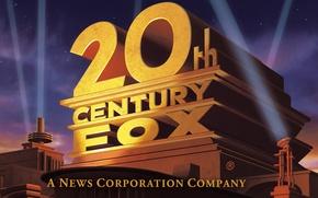 Картинка заставка, киностудия, ХХ век фокс, 20th Century Fox