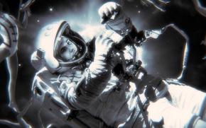 Картинка космос, Юра, воины света, Гагарин Юрий Алексеевич