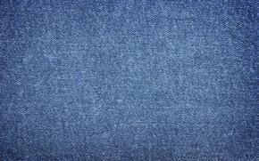 Обои джинсы, текстура, фон, материал, синий, ткань