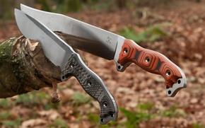 Обои дерево, сталь, ножи, клинки, холодное, метальные ножи