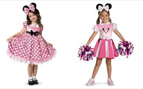 Картинка fashion, two, dolls, kids, Other