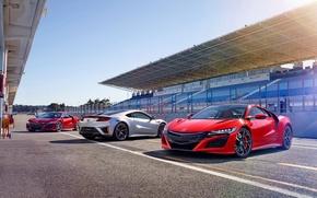 Обои хонда, Honda, акура, Acura, NSX