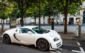 Картинка Bugatti, Veyron, SuperSport, Bugatti Veyron SuperSport