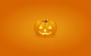 Обои Halloween, тыква, хэллоуин