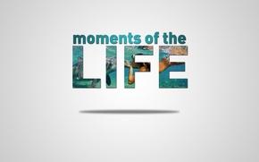 Картинка Girl, Dolphin, life, Kissing, moments
