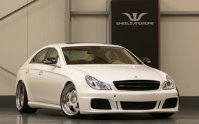 Картинка Mercedes-Benz, CLS, Design, Tuning, White Label, Wheels&More