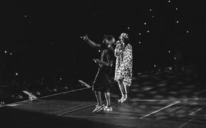 Картинка Rihanna, Рианна, Eminem, Эминем, The Monster Tour