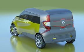 Картинка concept, Renault, Frendzy