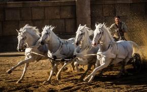 Картинка earth, cinema, soldier, race, man, speed, sand, fight, movie, leather, rome, battle, film, powerful, Paramount …