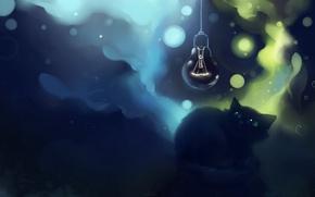 Картинка лампочка, рисунок, apofiss