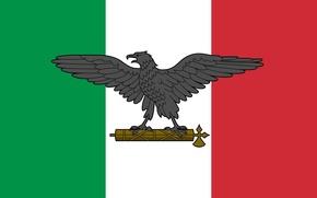 Картинка Любовь, флаг, Италия, Вера, Надежда, Флаг Италии