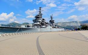 Картинка корабль, военная техника, Новороссийск