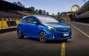 Обои Opel, Corsa, опель, 2013, OPC, корса